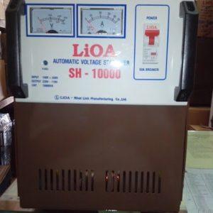 LIOA 10 KVA 1 Pha Cũ